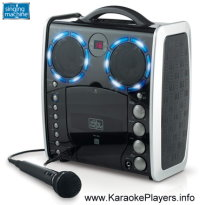 Karaoke Players for Kids - Singing Machine sml383 Black